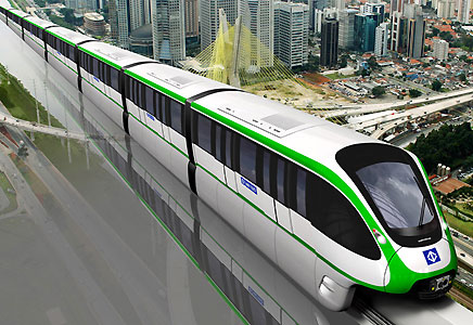 Innovia300-monorail