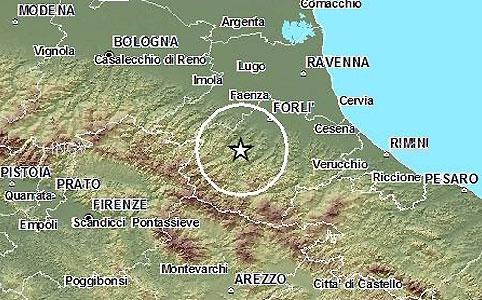 terremoto forli 16_10_2014