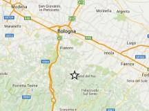 Nella notte tre scosse di terremoto nella provincia di Bologna